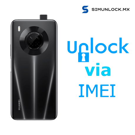 Liberar / Desbloquear Huawei Y9a AT&T MX - Unefon por IMEI