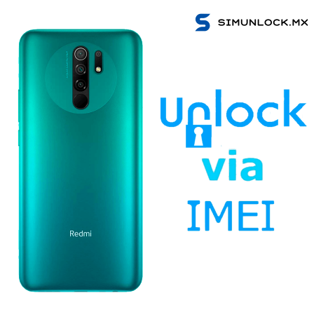 Liberar / Desbloquear Xiaomi Redmi 9 AT&T México ( Iusacell - Unefon ) por IMEI