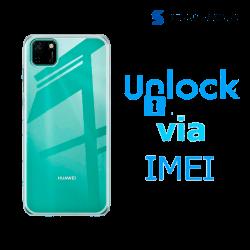 Liberar / Desbloquear Huawei Y5p Movistar por IMEI