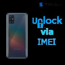 Liberar / Desbloquear Samsung Galaxy A51 Movistar por IMEI