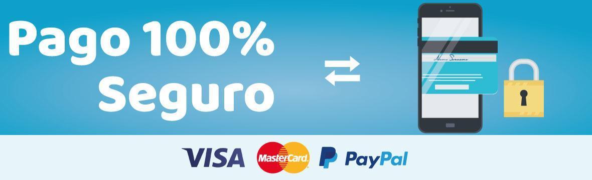 PayPal - Pago Seguro - SIMUnlock.mx